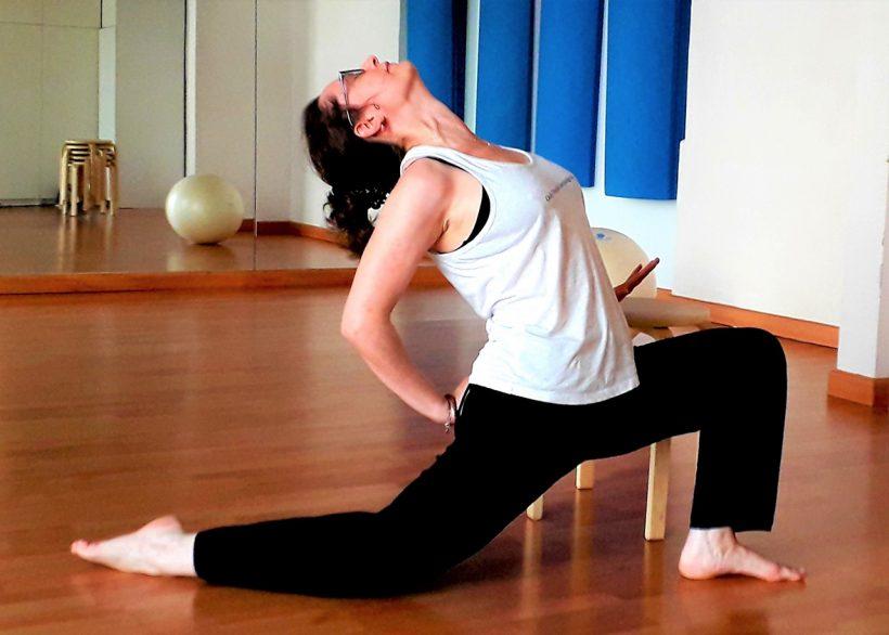 GYROKINESIS® améliorer la posture, renforcer la musculature, assouplir le corps